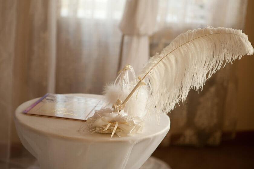 Hochzeit Gästebuch darauf ist zu achten