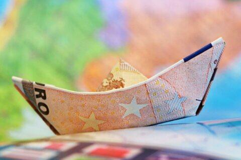 Geld durch Privatkredit