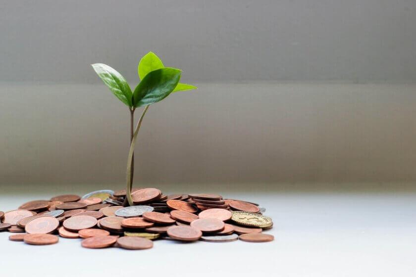 Geld, Aktien, Kryptowährungen verschenken